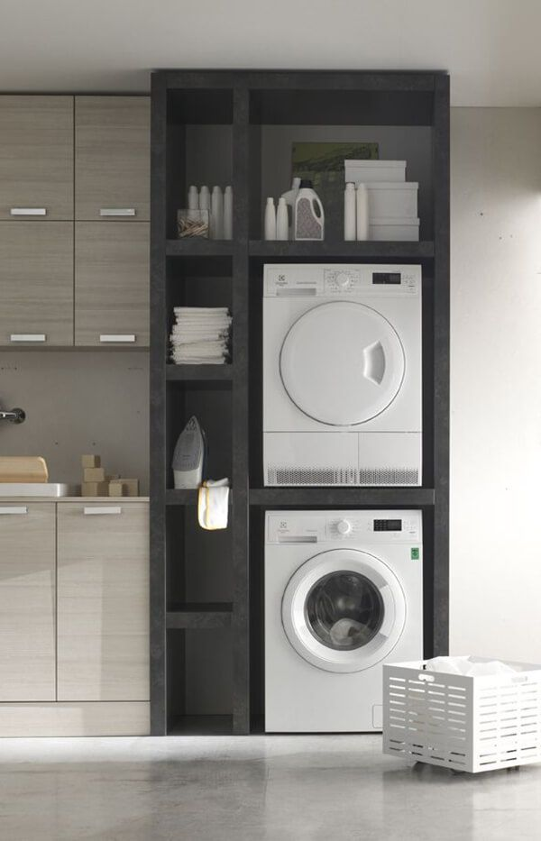 Laundry room storage – what things to consider for the right laundry storage