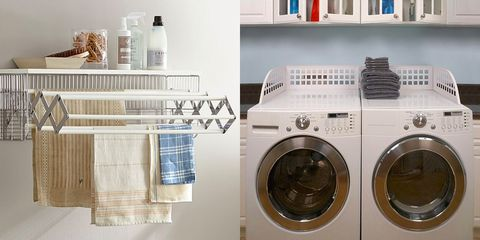 Laundry storage system – a great option for the good maintenance of laundry