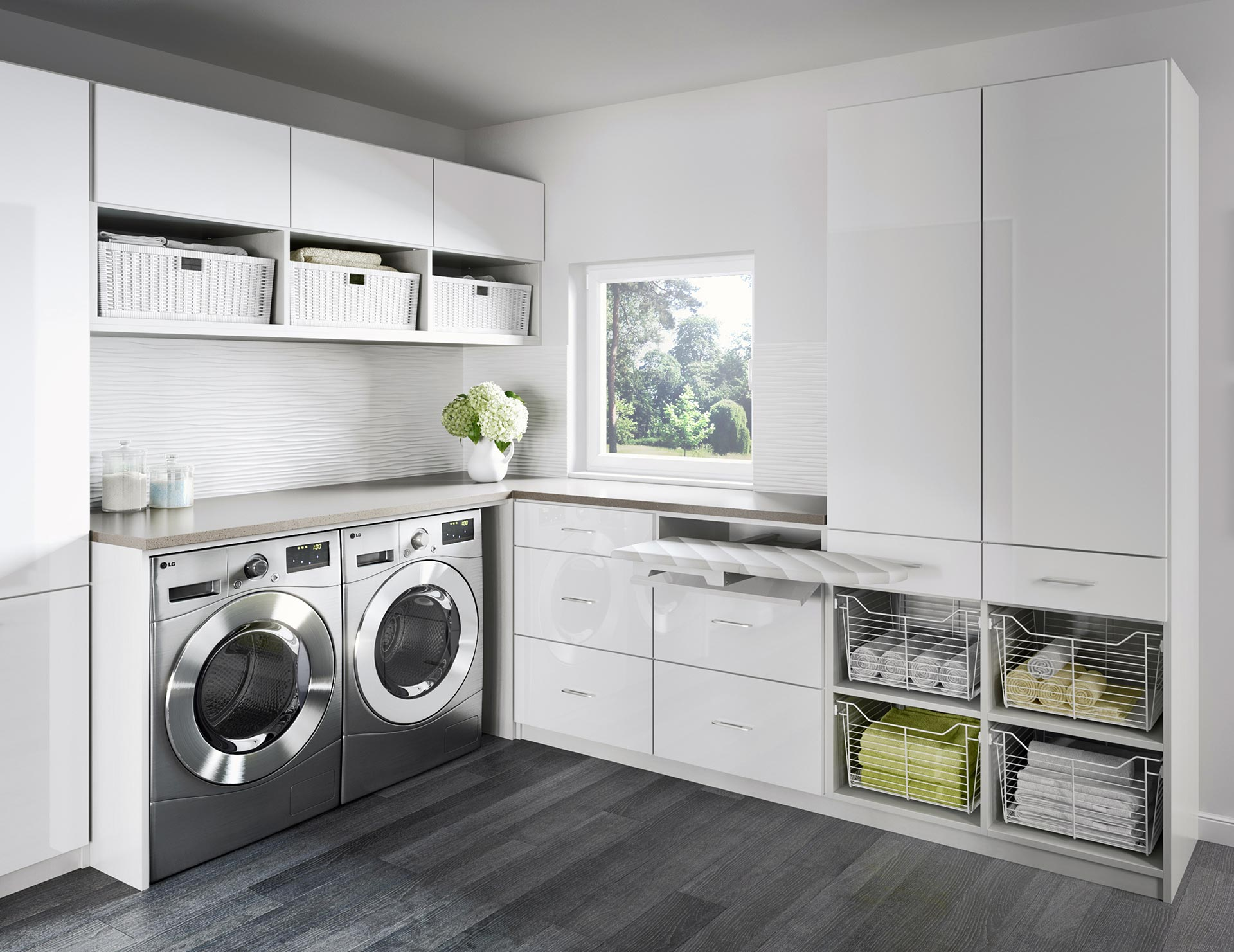 Learn and explore everything effective about the laundry storage solutions